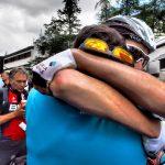 Romain Julien jour de victoire AG2R