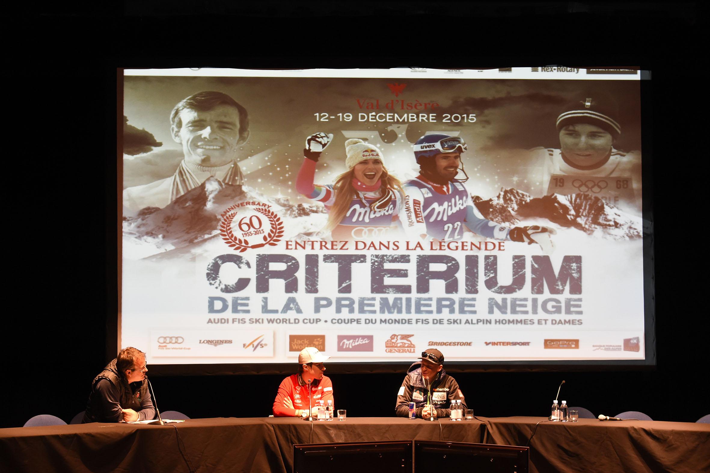 Yves PERRET, Victor MUFFAT-JEANDET, Henrik KRISTOFFERSEN