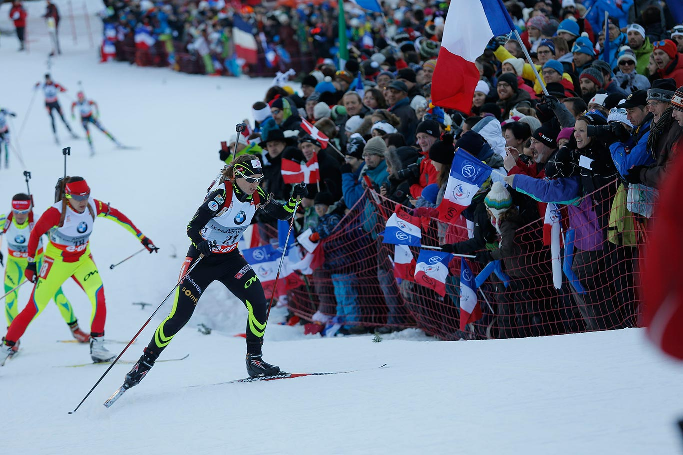 Coupe du monde Biathlon