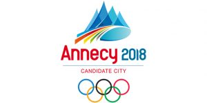 Annecy, Ville candidate au JO 2018