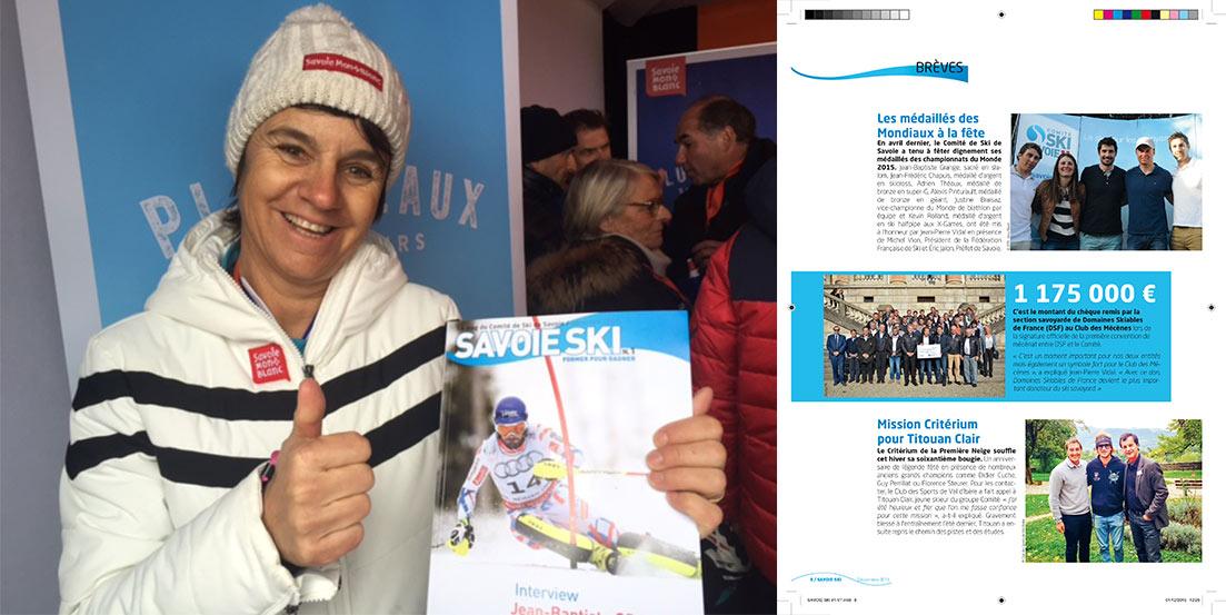 Magazine Savoie Ski