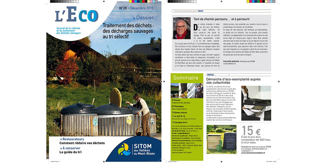 L' Éco Magazine du SITOM