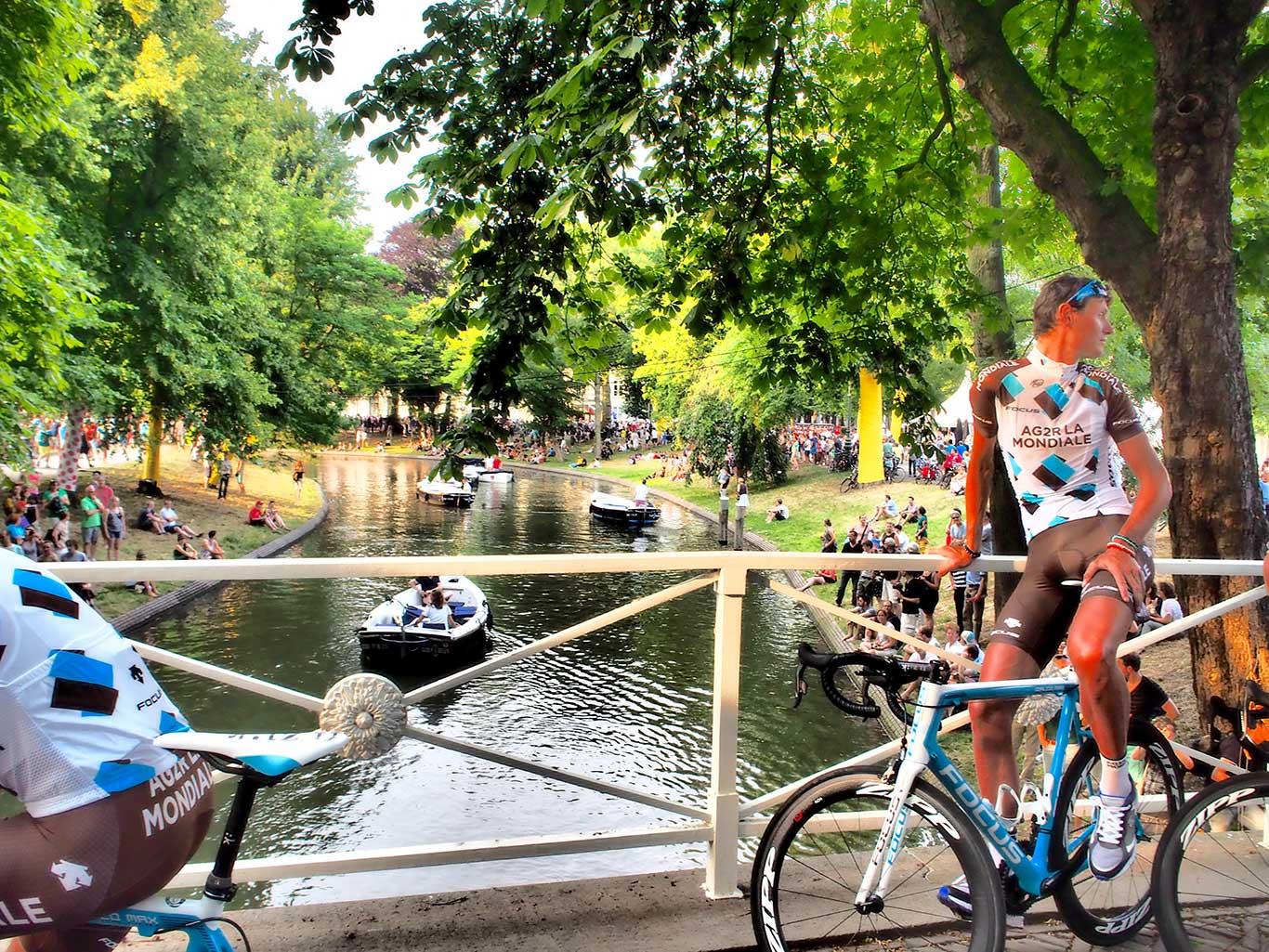 Tour de France 2015 YPM AG2R LA MONDIALE