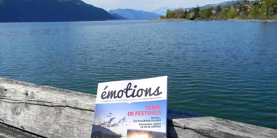 Magazine Savoie Mont Blanc
